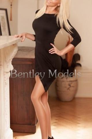 London Blond Escort